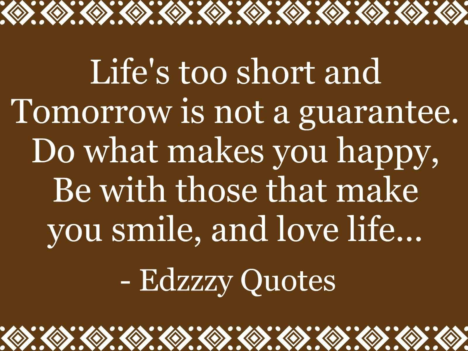 Living Life Bonnie Mohr Quote Lifes Too Short Quotes 18  Quotesbae