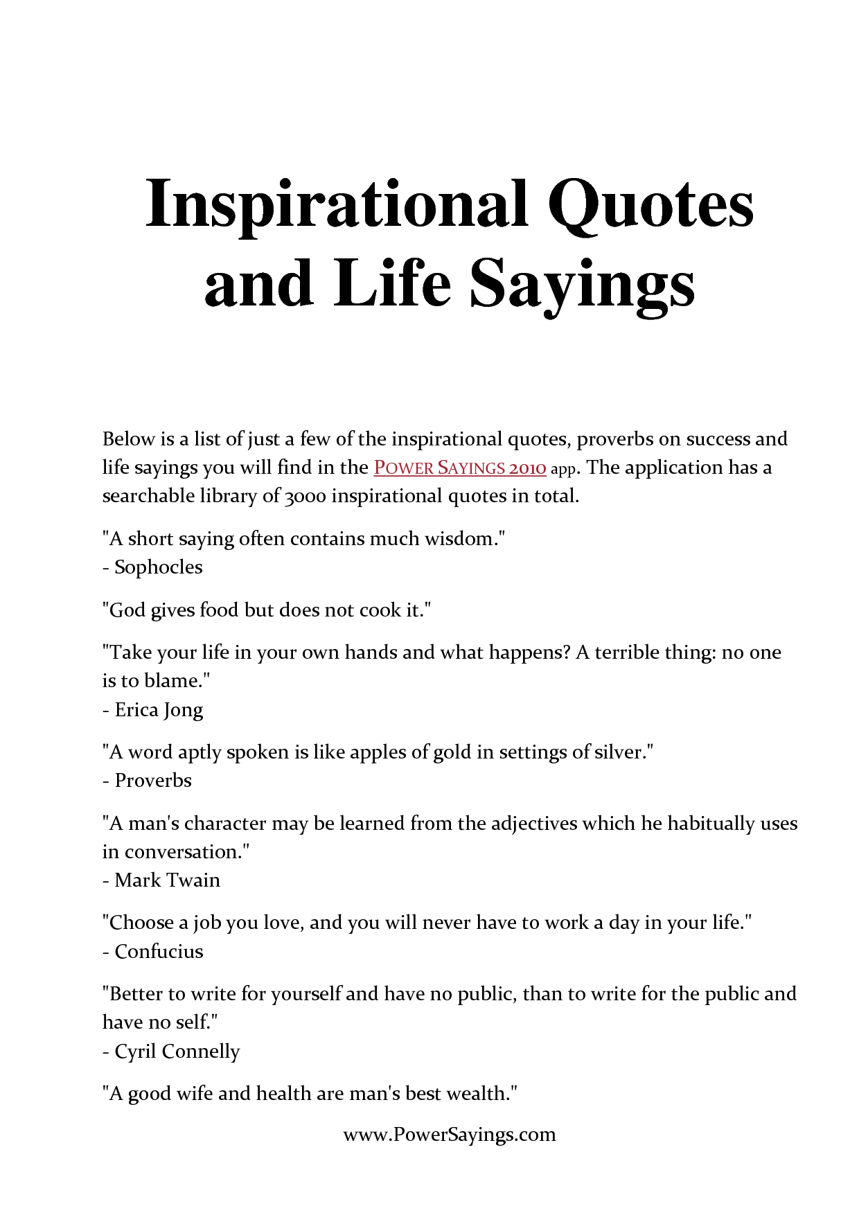 List Of Inspirational Quotes About Life Amusing List Of Inspirational Quotes About Life 01  Quotesbae