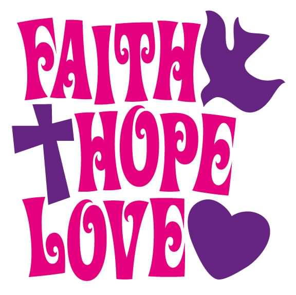 Love Faith Hope Quotes Enchanting Love Faith Hope Quotes 07  Quotesbae