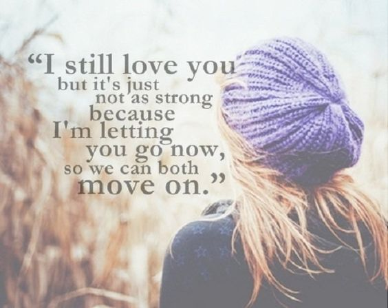 Love Move On Quotes 11