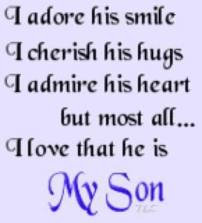 Love My Son Quotes 19