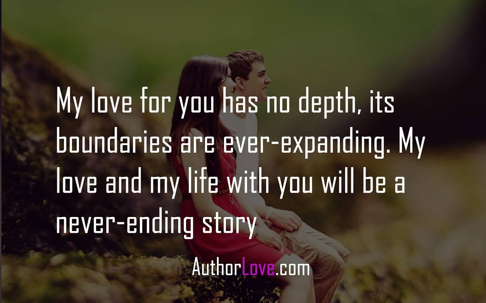 Meaning Of Love Quotes 20 Love Quotes For My Love With Deep Meaning  Quotesbae