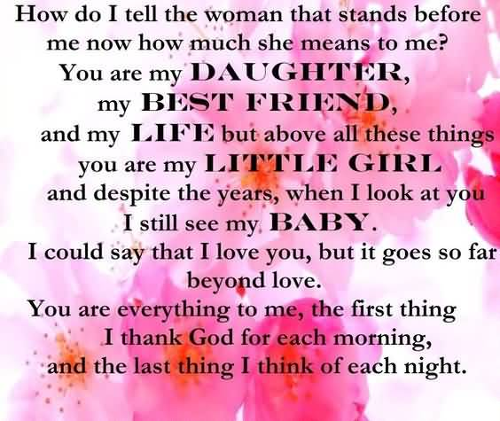 Love Quotes For Your Daughter Inspiration Love Quotes For Your Daughter 05  Quotesbae