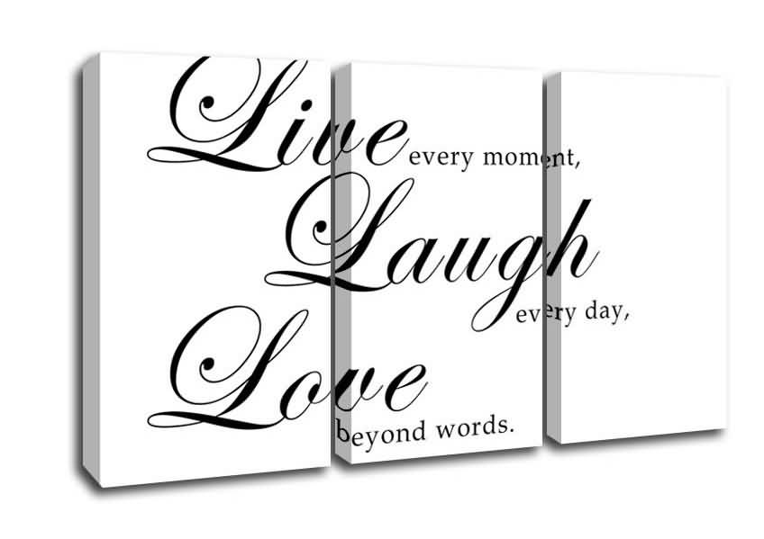 Love Quotes On Canvas 08