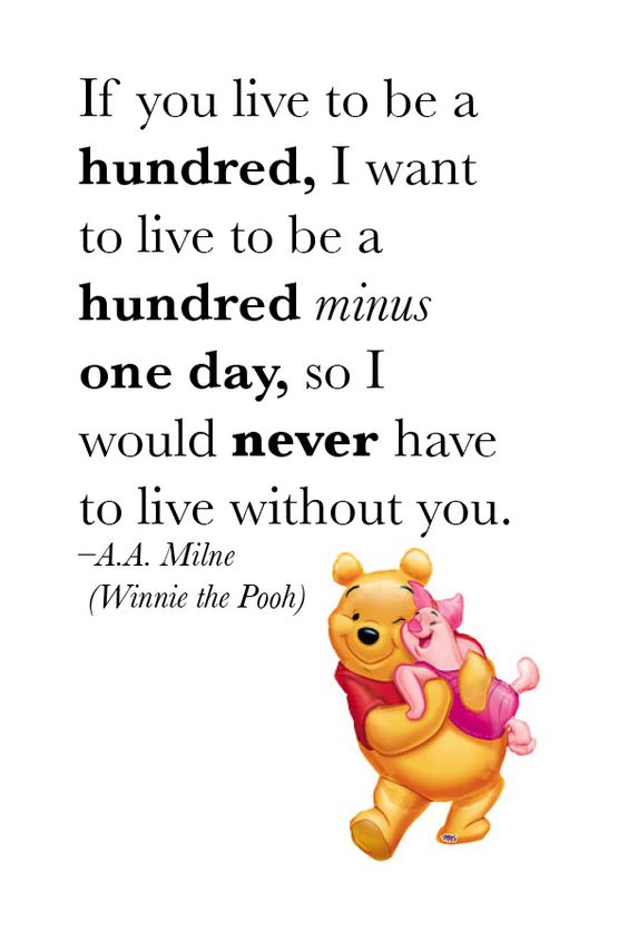 Pooh Love Quotes Enchanting Pooh Love Quotes 10  Quotesbae