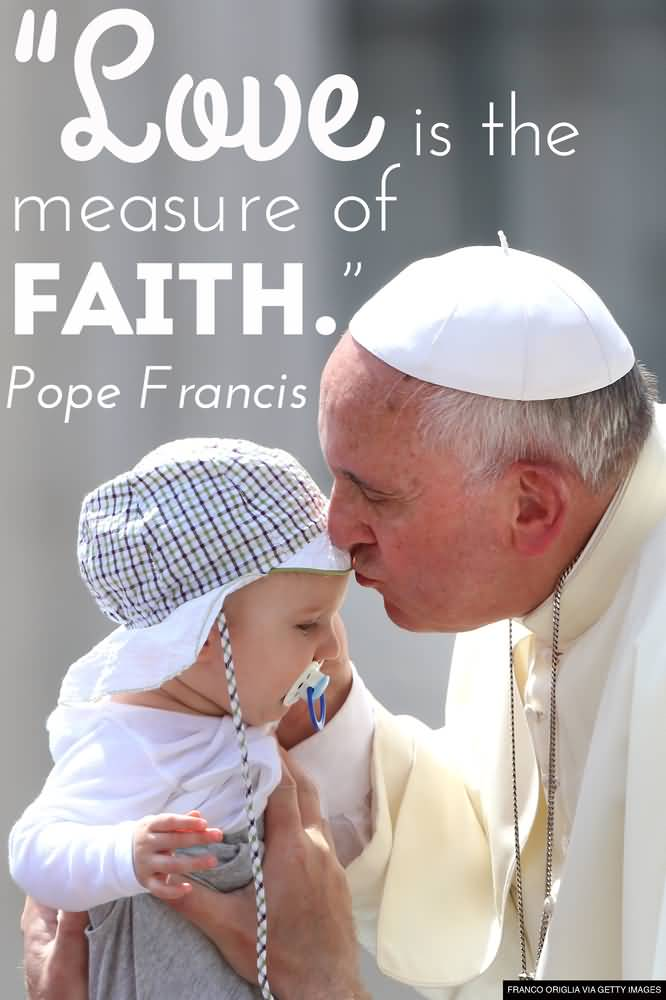 Pope Francis Quotes On Love Pleasing Pope Francis Quotes On Love 03  Quotesbae