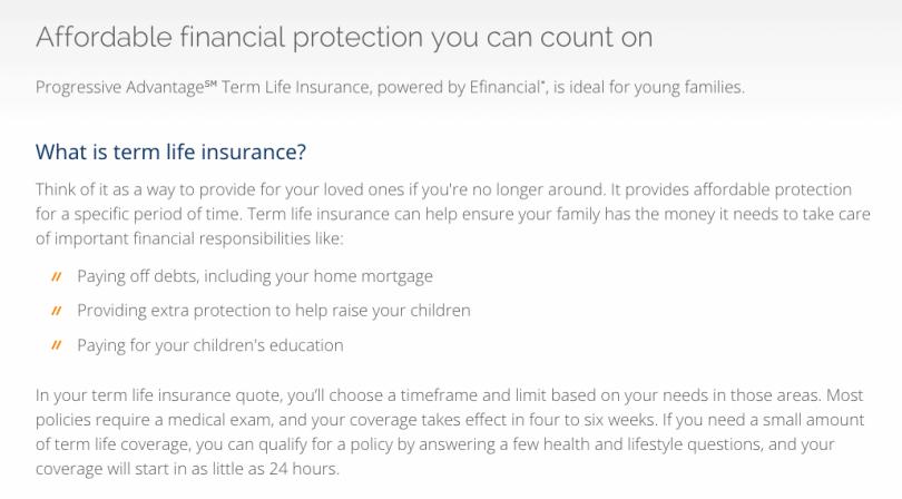 Life Insurance Quotes Progressive Custom 20 Progressive Life Insurance Quotes & Pictures  Quotesbae