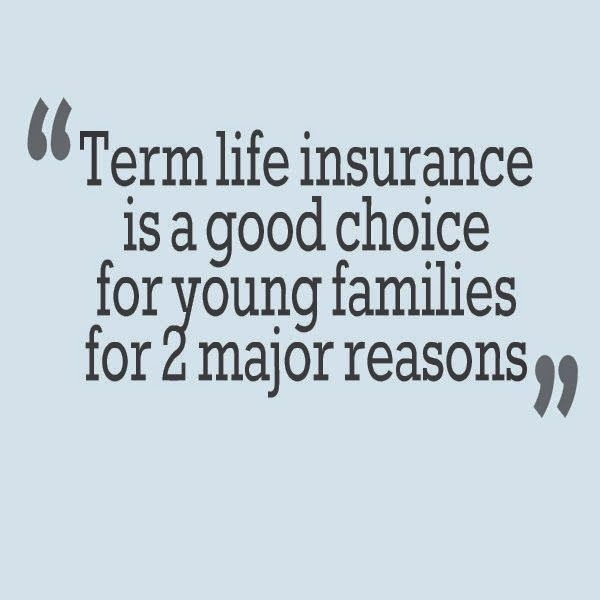 Term Life Quote Pleasing 20 Quote On Term Life Insurance Images & Photos  Quotesbae