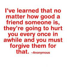 Quotes About Friendship And Forgiveness Stunning Quotes About Friendship And Forgiveness 12  Quotesbae