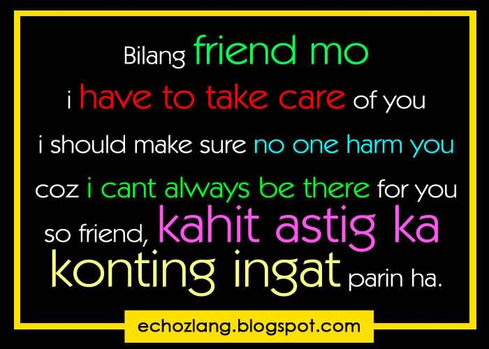 Tagalog Quotes About Friendship Magnificent Quotes About Friendship Tagalog 20  Quotesbae