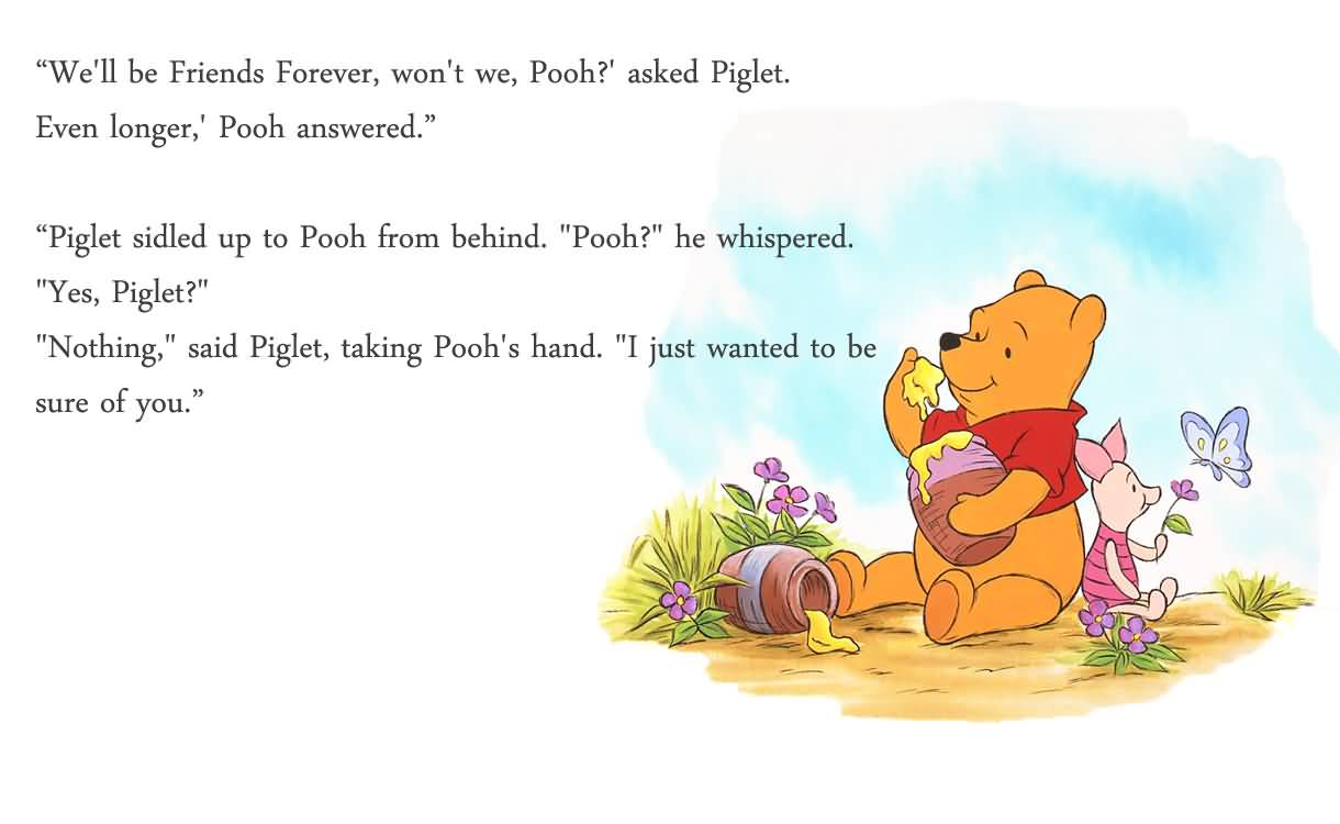 Quotes About Friendship Winnie The Pooh Quotes About Friendship Winnie The Pooh 10  Quotesbae