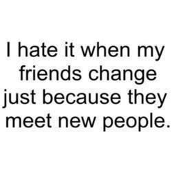 Quotes About Friendships Changing Captivating Quotes About Friendships Changing 16  Quotesbae