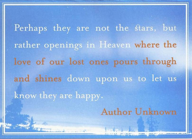 Quotes About Lost Loved Ones In Heaven Pleasing 20 Quotes About Lost Loved Ones In Heaven Images  Quotesbae