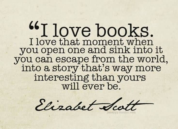 Quotes About Loving Books Stunning Quotes About Loving Books 13  Quotesbae
