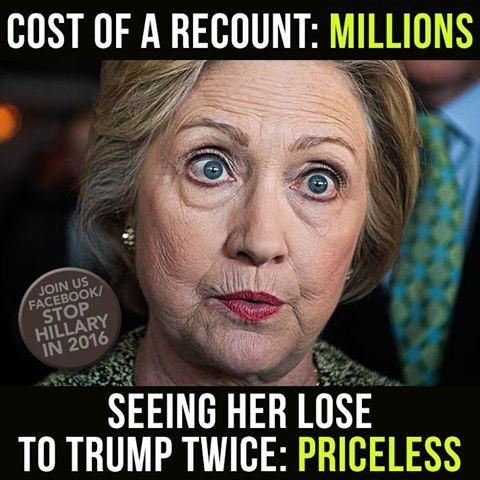 Anti Hillary Memes Funny Image Photo Joke 10