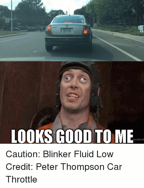 Blinker Fluid Meme Funny Image Photo Joke 03