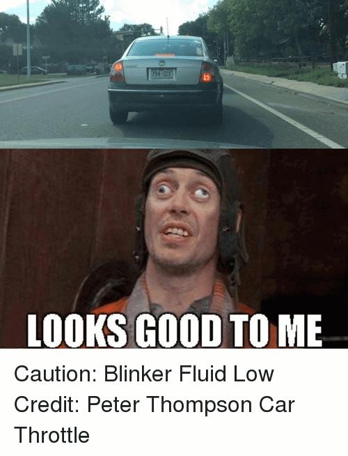 Blinker Fluid Meme Funny Image Photo Joke 03