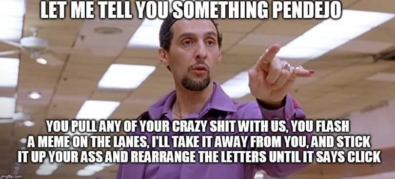Bowling Meme Funny Image Photo Joke 07