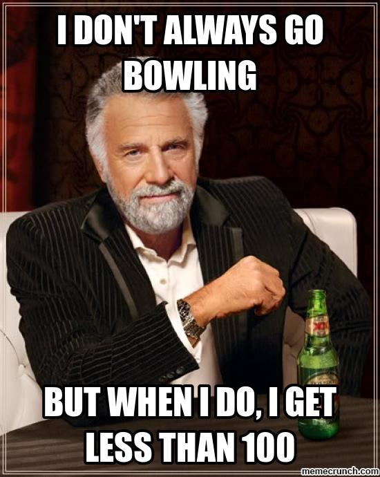 Bowling Meme Funny Image Photo Joke 15