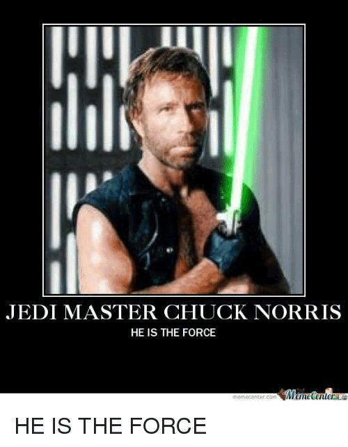 Chuck Norris Happy Birthday Meme Funny Image Photo Joke 08