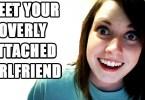 Crazy Girlfriend Meme Funny Image Photo Joke 11