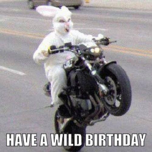 Happy Birthday Greg Motorcycle
