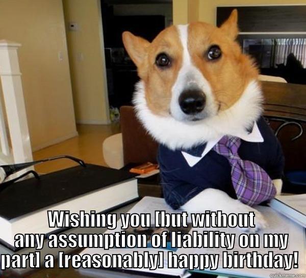 Lawyer Birthday Meme Joke Image 06