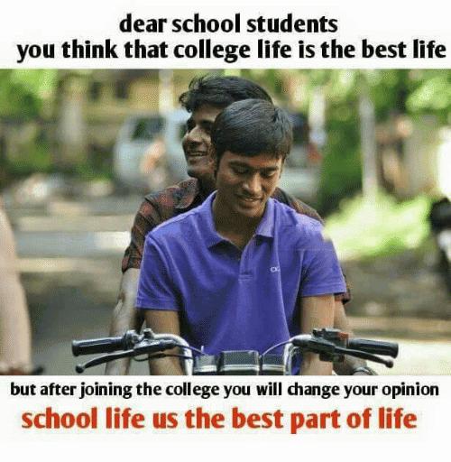 College Life Meme Funny Image Photo Joke 06
