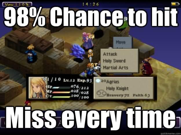 Final Fantasy Meme Image Joke 12