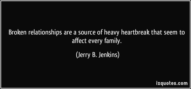 Inspirational Quotes For Broken Family Meme Image 06