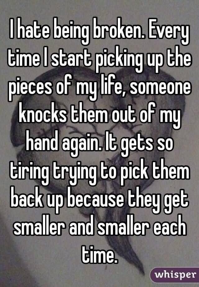 Inspirational Quotes For Broken Family Meme Image 19