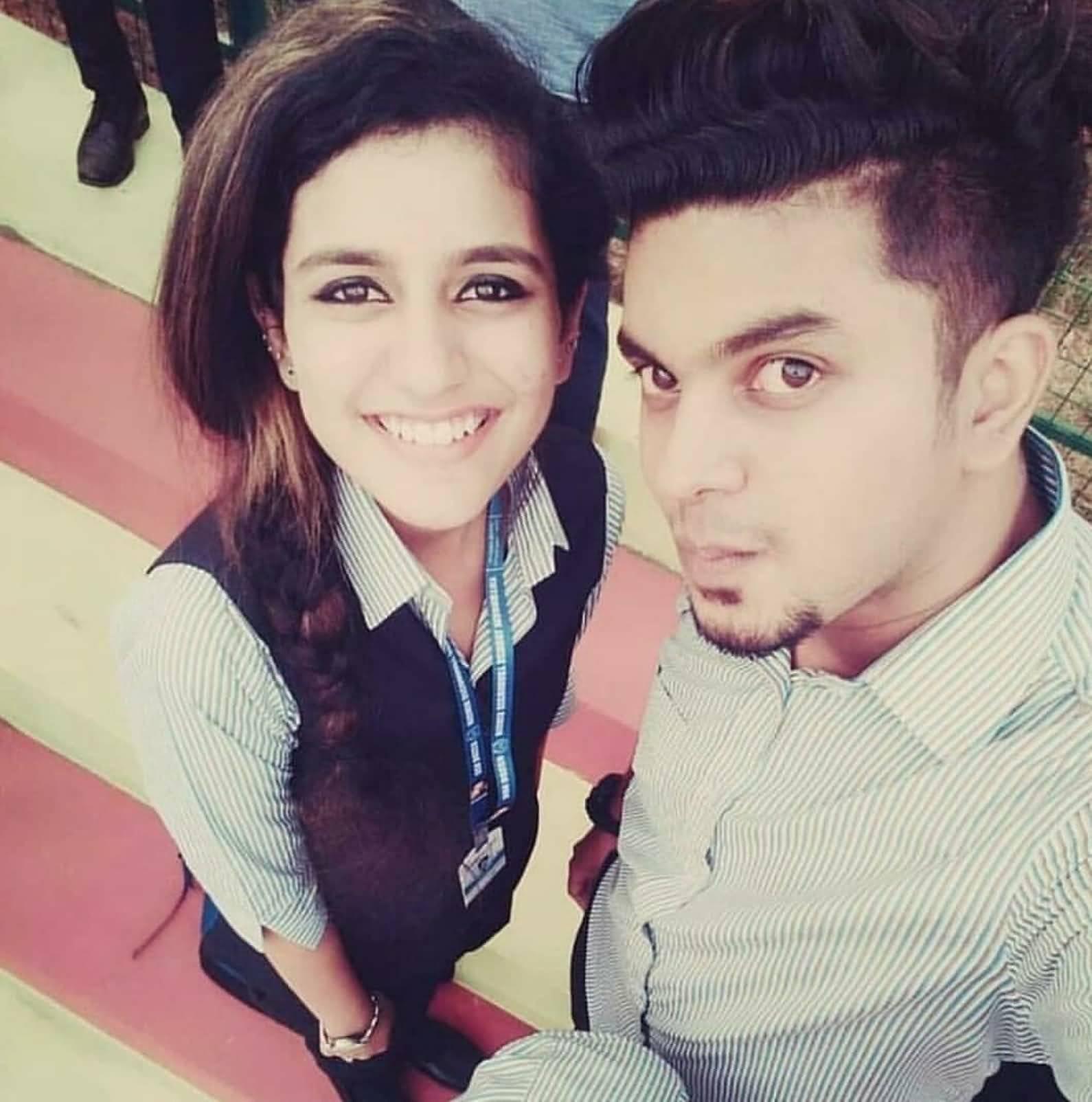 Priya Prakash Boyfriend (BF), Friends and Family 04