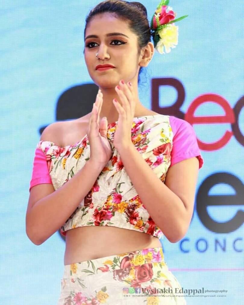 Priya Prakash Varrier HD Wallpaper Image 47