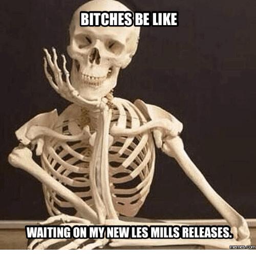 Waiting Skeleton Meme Funny Image Photo Joke 09