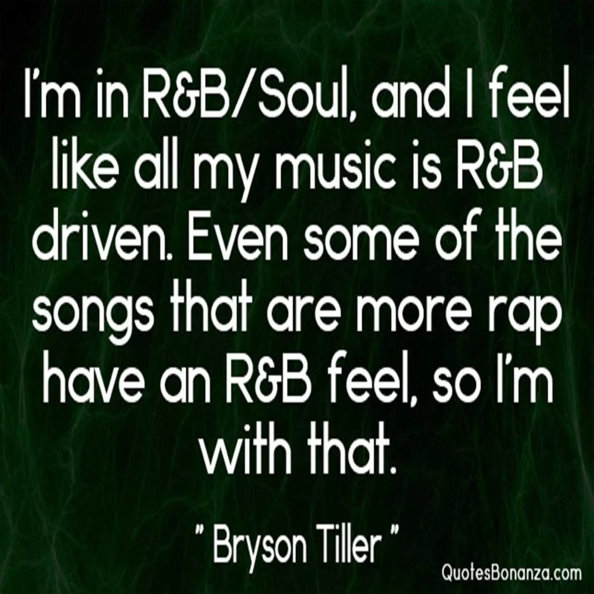 R&B quote