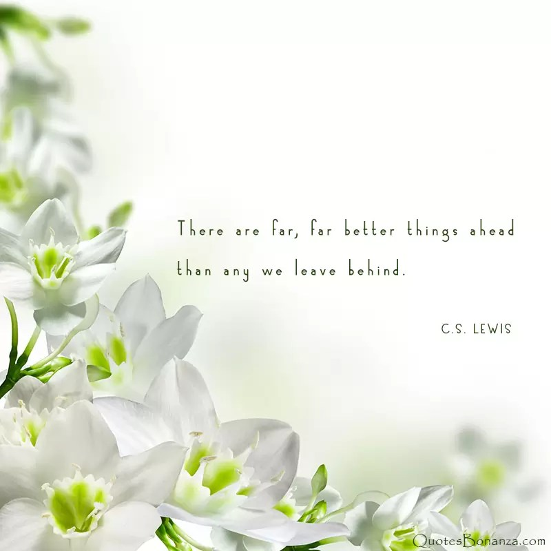better things ahead cs lewis