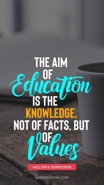 Education Sayings : education, sayings, Education, Quotes, Sayings, QuotesBook