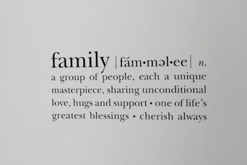 Best Positive Quotes : Family.