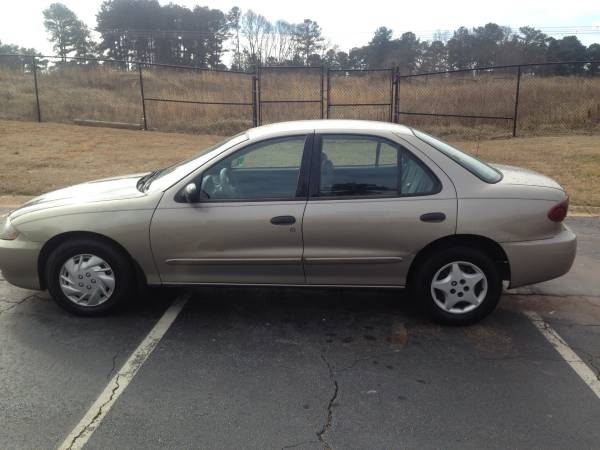insurance quote for 2003 chevrolet cavalier 2wd coupe 2 2l l4 mpi dohc nm 131 21 per month find insurance by car image usd
