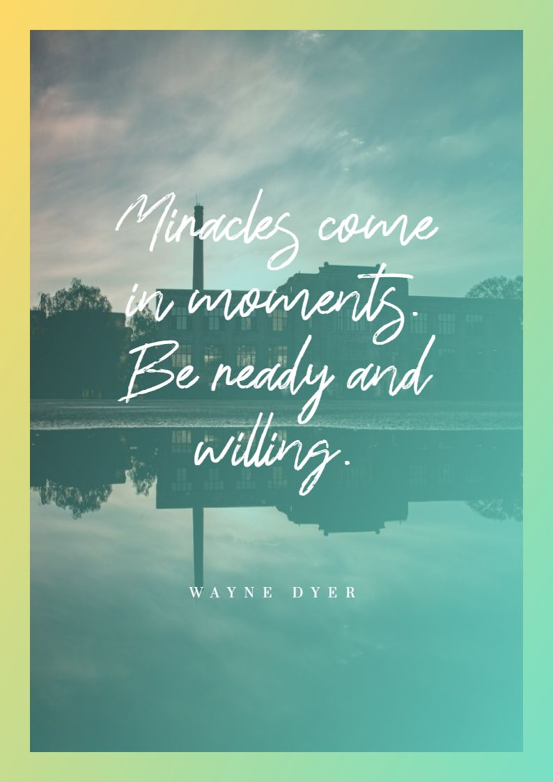 Miracles Quotes : miracles, quotes, Miracle, Quotes, Quotes), QuotesCover.com