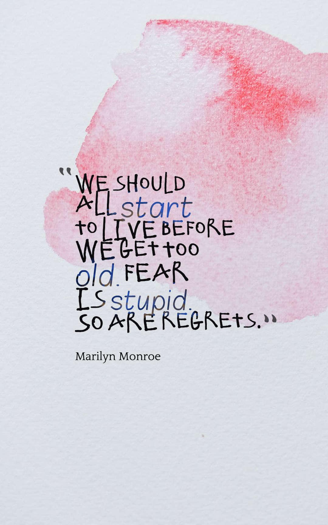 Quotes On Regrets : quotes, regrets, Regret, Quotes, Quotes), QuotesCover.com