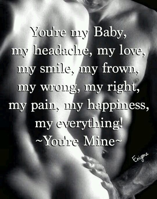 Your My Baby : Quotes, About