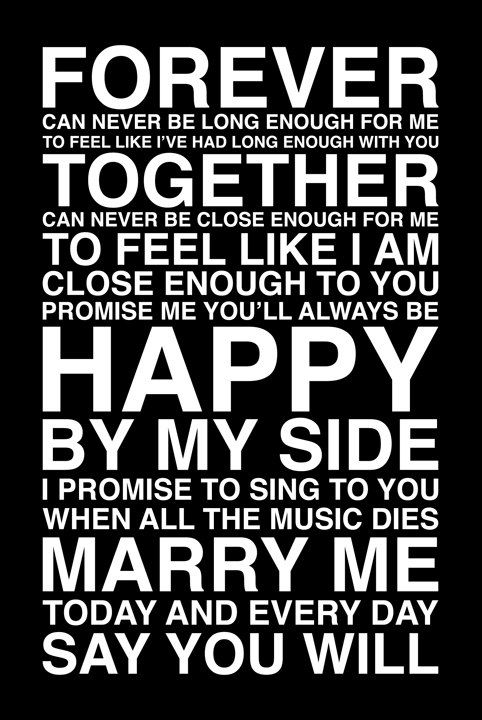 Will You Marry Me Quotes For Him : marry, quotes, Marry, Quotes, Anime, Mania