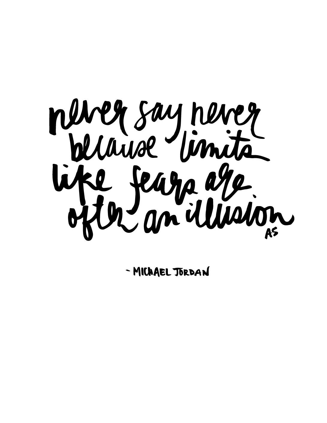 Never Say Never Quotes : never, quotes, Collection, Never, Quotes, Sayings, Images