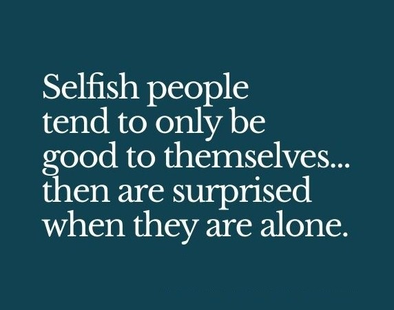 40+ Best Selfish Friends Quotes And Sayings 2016