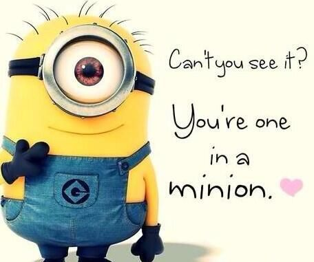 Best 40 Minions Humor Quotes #Despicable me