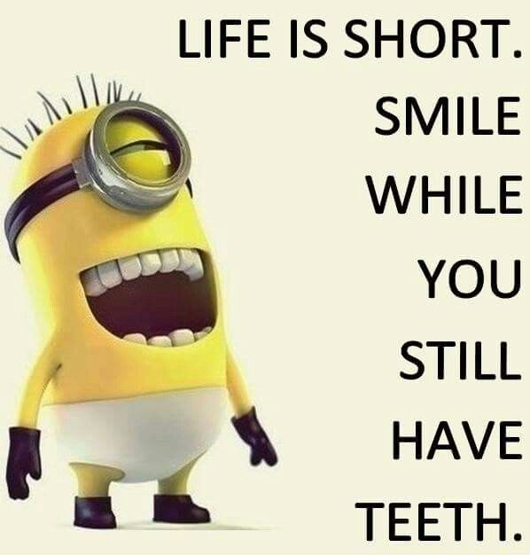 Dont Smile Laugh Or Grin