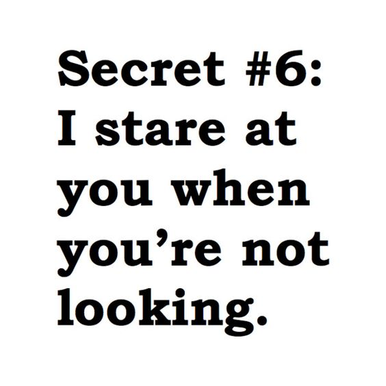 Secret Admirer Quotes New Love Quotes For A Secret Admirer Email Picture