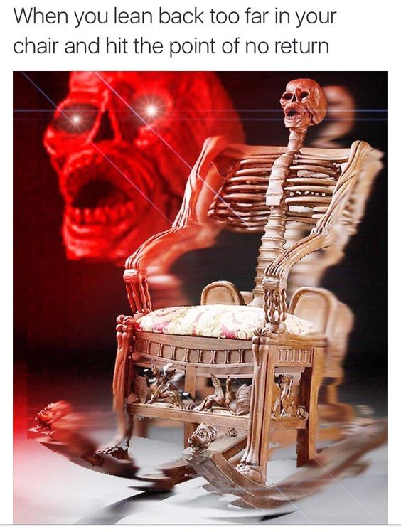 wake me up inside skeleton chair meme kitchen table and chairs set white 25 hilarious dank memes | quotes humor
