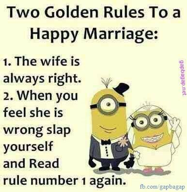 21 funny marriage quotes